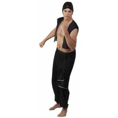 1001 Nachten thema outfit mannen