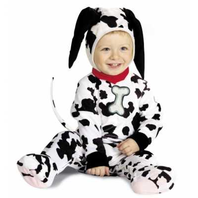 101 Dalmatiers feest outfit baby
