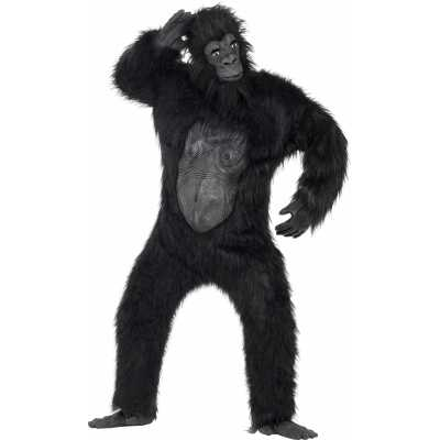 Apen outfit volwassenen gorilla