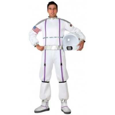 Astronauten verkleed outfit/kostuum heren