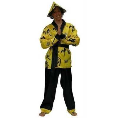Aziatische outfit heren
