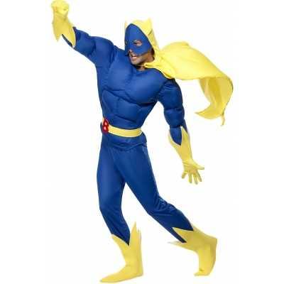 Bananen Man feest outfit