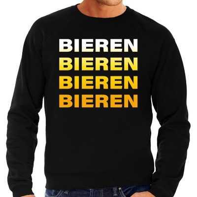 Bieren bieren bieren bieren sweater zwart heren