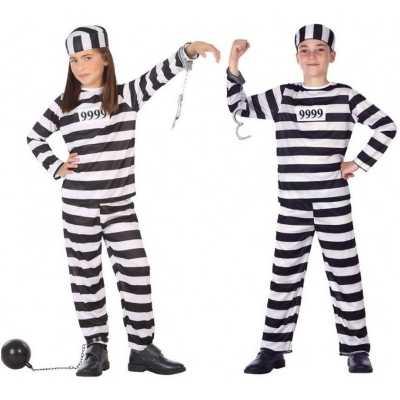 Boef/boeven verkleed outfit/kostuum kinderen