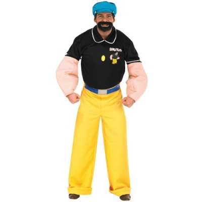 Brutus outfit uit Popeye serie