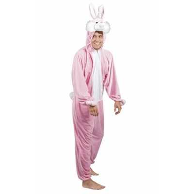 Canaval onesie konijn/ haas heren