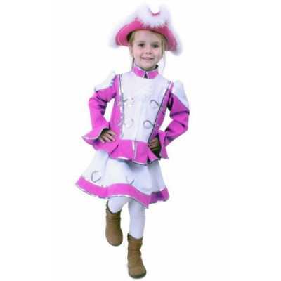 Carnaval dansmarieke meisjes