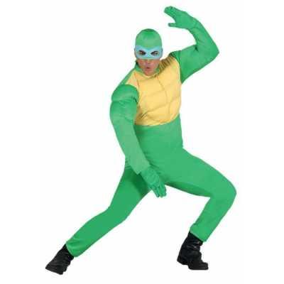 Carnavals feest outfit ninja heren