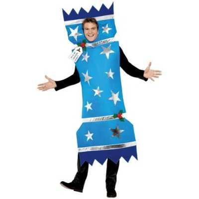 Carnavalskleding Christmas cracker