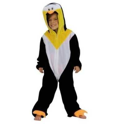 Carnavalskleding pinguin