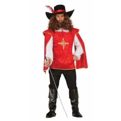 Carnavalskostuum musketier 10064638