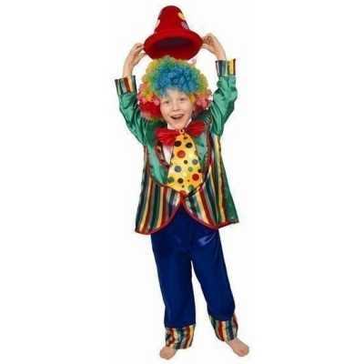 Clowns kleding kinderen
