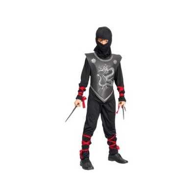 Compeet ninja feest outfit kinderen