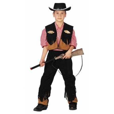 Cowboykostuum kinderen