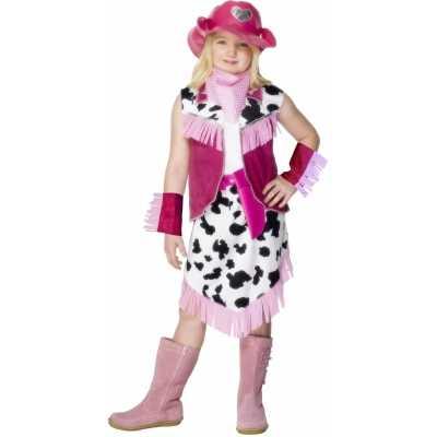 Cowgirl jurkje meiden