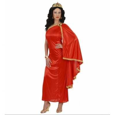 Dames romeinse keizerin jurk