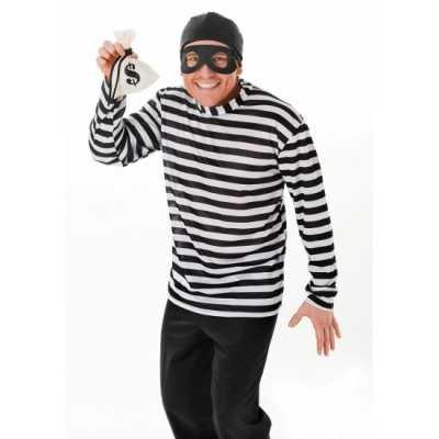 Dief of inbrekers feest outfit