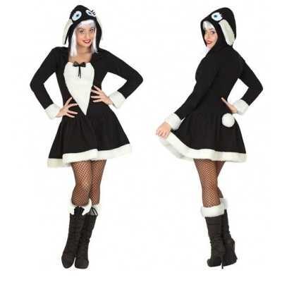 Dierenpak schaap verkleed jurkje dames