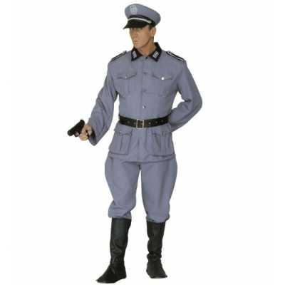 Duits leger carnavalskleding