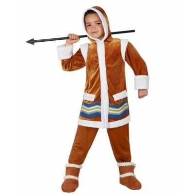 Eskimo carnavalskleding kids