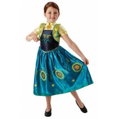 Feest feest outfit Anna Frozen meisjes