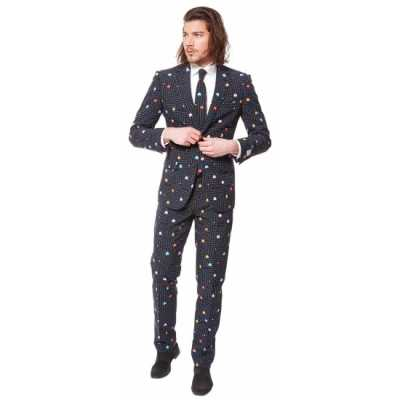 Feest feest outfit Pac-Man print