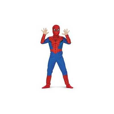 Feest Spiderman feest outfit