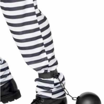 Gevangenis bal ketting