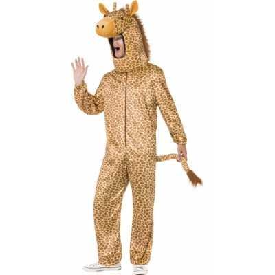 Giraffe feest outfit volwassenen