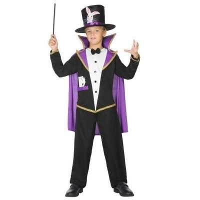 Goochelaar verkleed outfit/kostuum kinderen