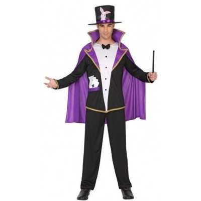 Goochelaar verkleed outfit/kostuum volwassenen
