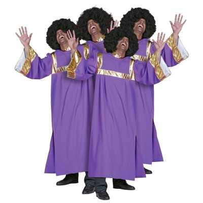 Gospel koor kleren dames heren