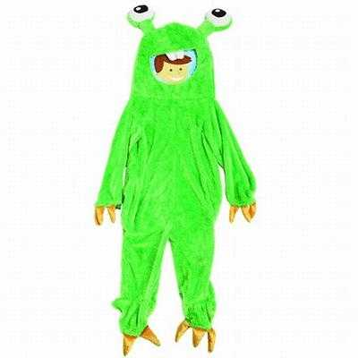 Gumbly monster kinder feest outfit