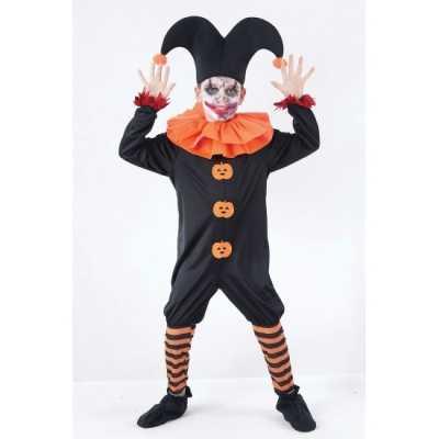 Halloween harlekijn outfit kids