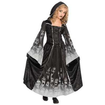 Halloween kinderjurk spookjes