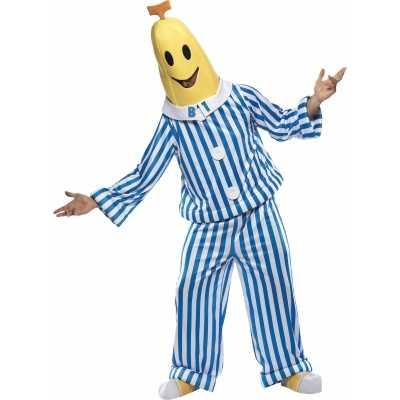 Herenpak bananas pyjamas