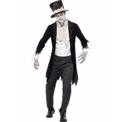 Horror bruidegom feest outfit