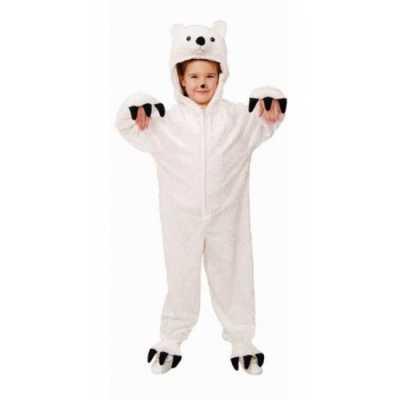 IJsbeer outfit kinderen