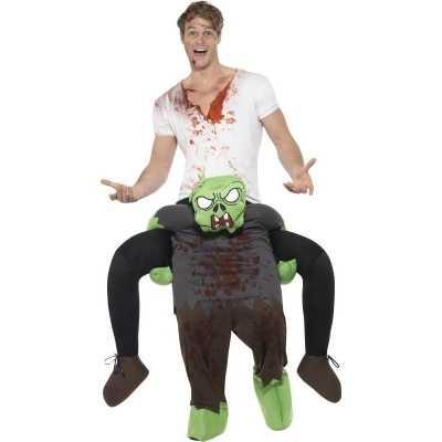 Instapkostuum zombie volwassenen