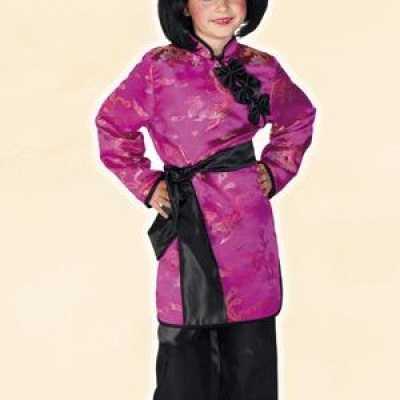 Japanse Geisha meisjes feest outfit