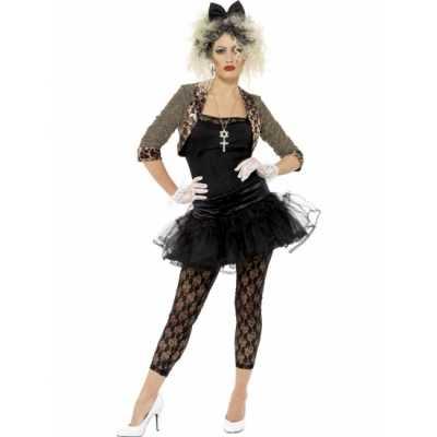 Jaren 80 feest outfit petticoat