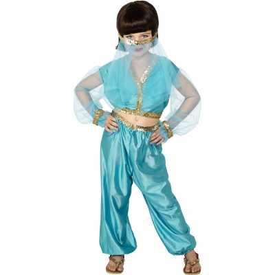 Jasmine verkleedkleding kinderen
