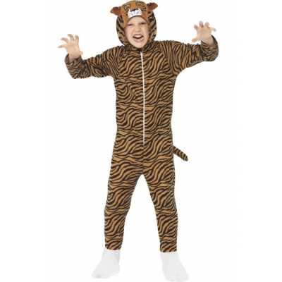 Jumpsuit tijger all-one kinderen