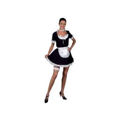 Kamermeisje feest outfit volwassenen