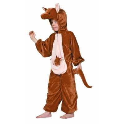 Kangoeroe buidel verkleedpak kinderen