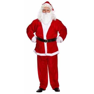 Kerstman feest outfit heren xxl