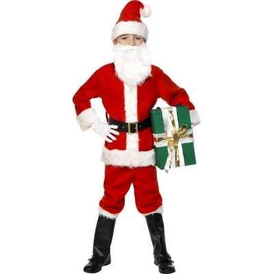 Kerstman outfit kinderen