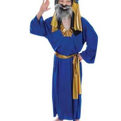 Kids kerst feest outfit Drie Wijzen uit Oosten