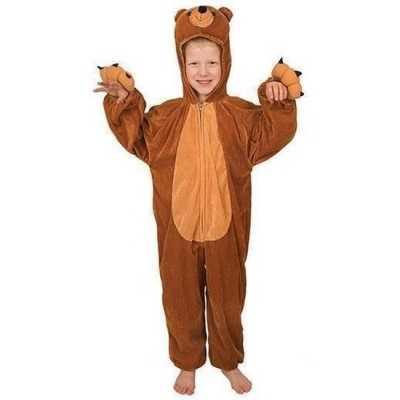 Kinder beren outfit