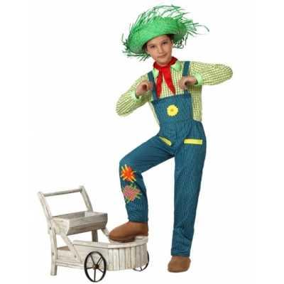 Kinder feest outfits boeren jongen